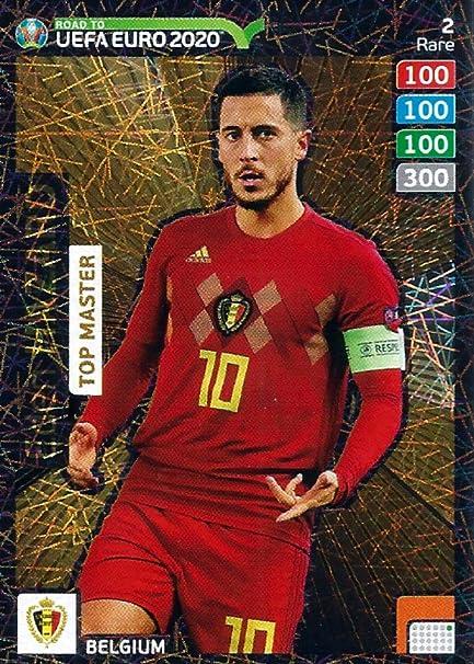 carte adrenalyn euro 2020 Amazon.com: ROAD TO EURO 2020 Adrenalyn XL Eden Hazard TOP Master