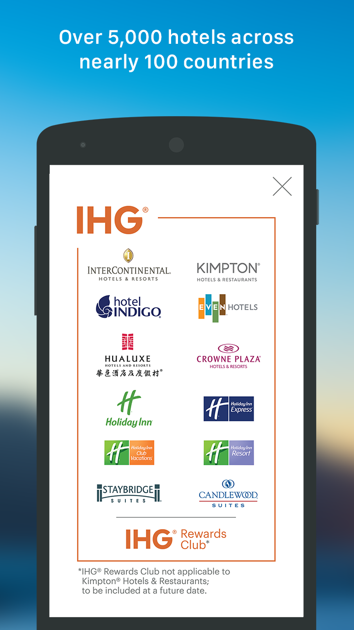 foto de IHG REWARDS CATALOG - MASTERCARD REWARDS POINTS CATALOG - Catalog ...