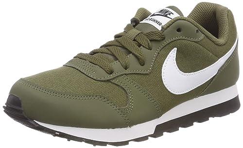 bas prix 51fef c02c1 Nike Girls Md Runner 2 (Gs) Gymnastics Shoes: Amazon.co.uk ...