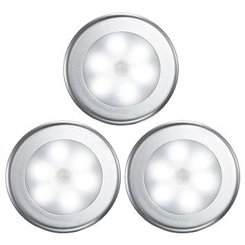 Omorc 3 Er Pack Led Leuchten Mit Bewegungssensor Amazon De Elektronik
