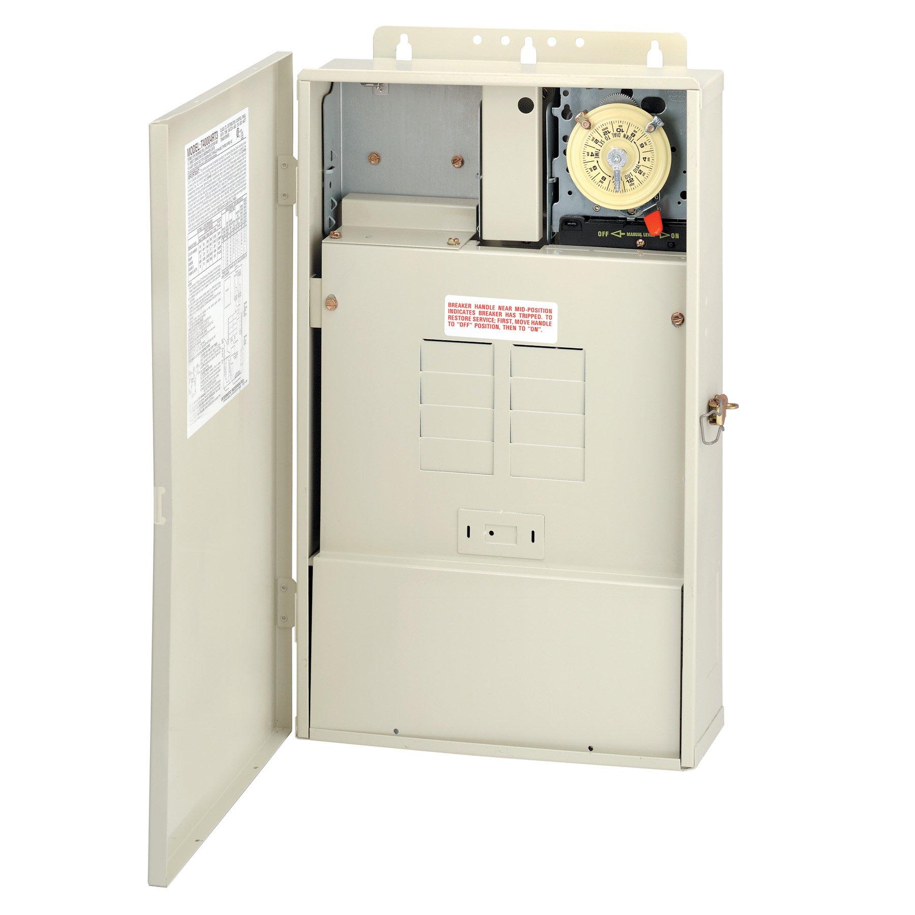Intermatic T40003RT3 Pool Panel with Transformer 300-Watt