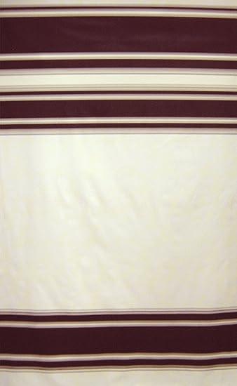Amazon.com: Carnation Home Fashions 6-Feet by 6-Feet Vinyl Print ...