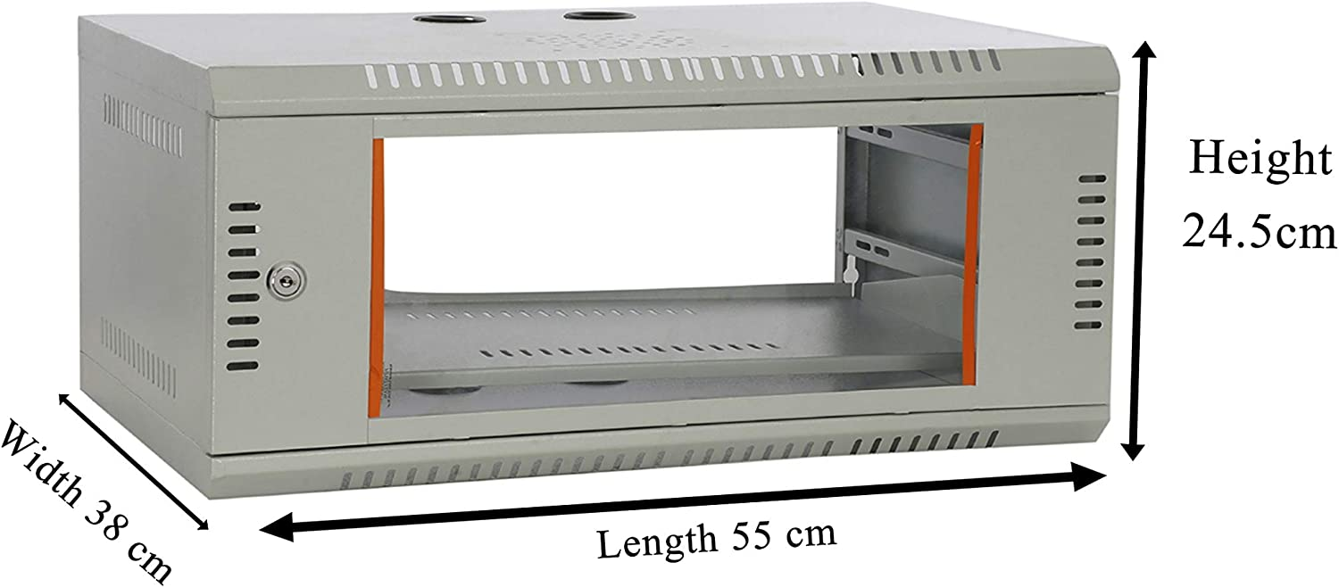 4U Rack Wall Mount