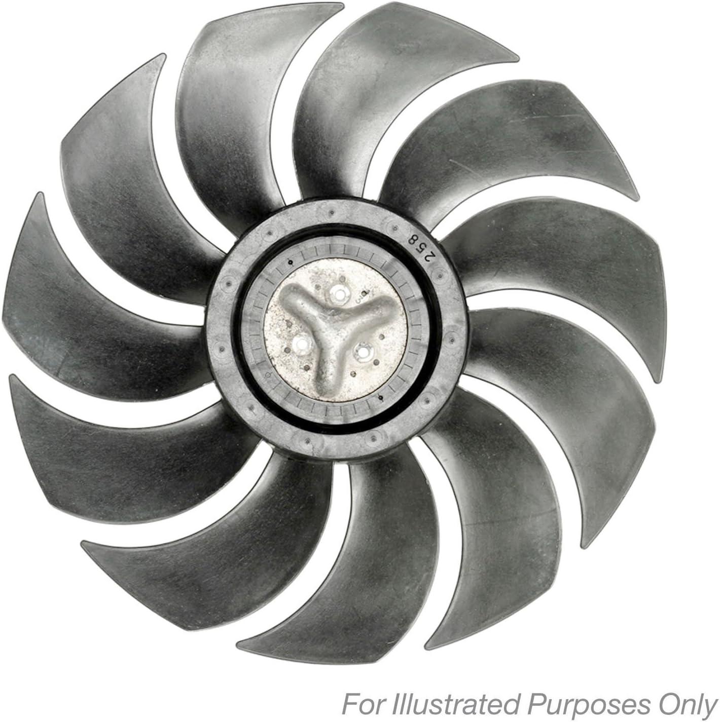 Nissens 85579 Fan radiator
