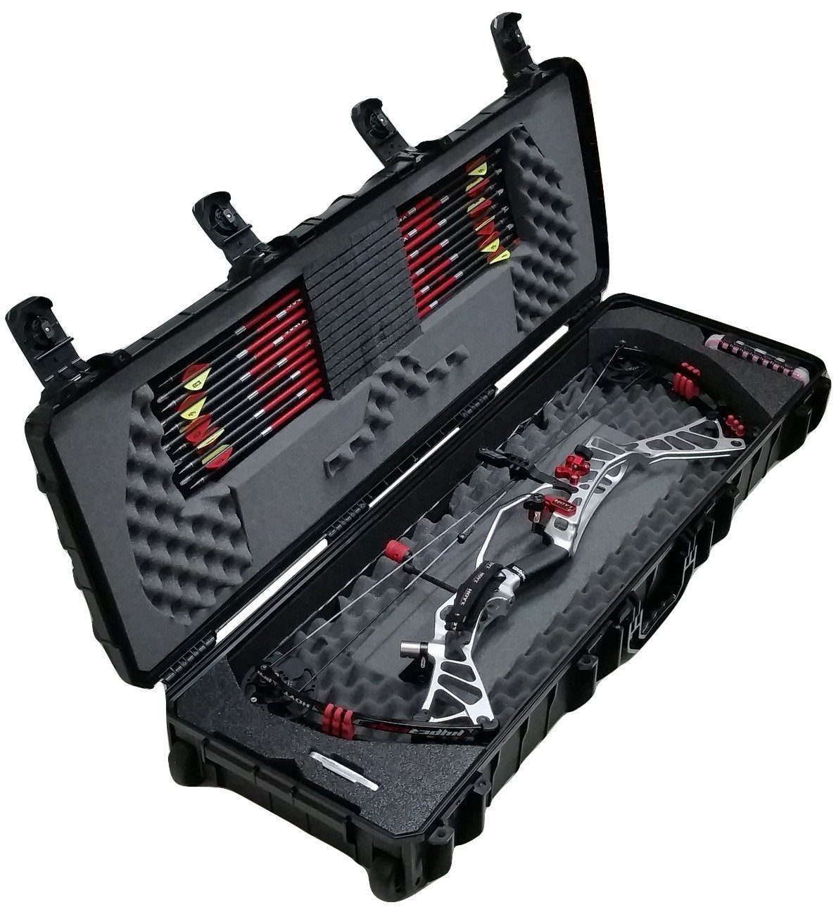 Case Club Waterproof Parallel Limb Compound Bow Case by Case Club