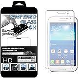 Film Protecteur d'écran en VERRE TREMPE pour Samsung Galaxy Grand PlusUltra Transparent Ultra Résistant INRAYABLE INVISIBLE