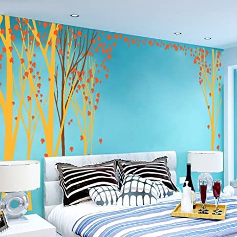 amazon amaonm large tree wall decals big size maple tree