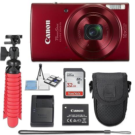 Review Canon PowerShot ELPH 190