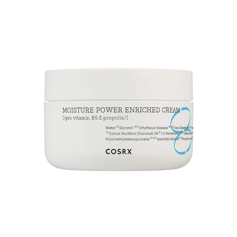COSRX Hydrium Moisture Power Enriched Cream, 50ml / 1.69 fl.oz