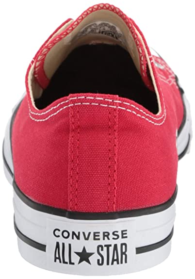 Converse Chuck Taylor All Star Red Ox, Baskets Basses Mixte Adulte   Amazon.fr  Chaussures et Sacs 163587ab8cbe