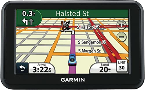Garmin n vi 40 4.3-inch Portable GPS Navigator US Only Discontinued by Manufacturer