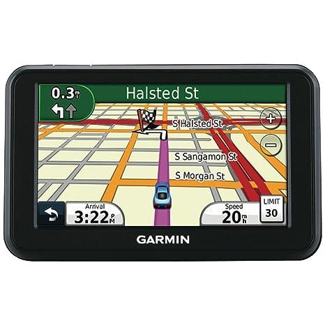 Garmin nüvi 40 - Navegador GPS para coches (Calle, Interno, Canada, Estados