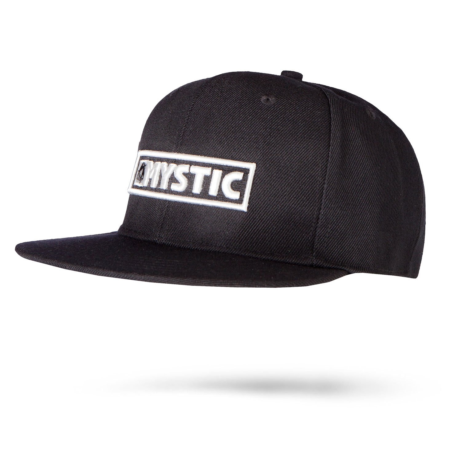 Mystic Local Cap Black Size - - One Size