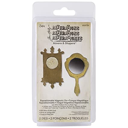 Sizzix 658724 Mirror Mover/Shaper Die, Mini