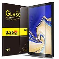 """IVSO Samsung Galaxy Tab S4 10.5 SM-T830N/T835N Pellicola Protettiva, Pellicola Protettiva Schermo in Vetro Temperato per Samsung Galaxy Tab S4 SM-T830N/T835N 10.5"""" 2018 Tablet (1 Pack)"""