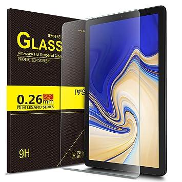 IVSO Templado Protector para Samsung Galaxy Tab S4 10.5 SM-T830N ...