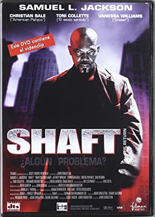 Coleccion Cinema - Shaft