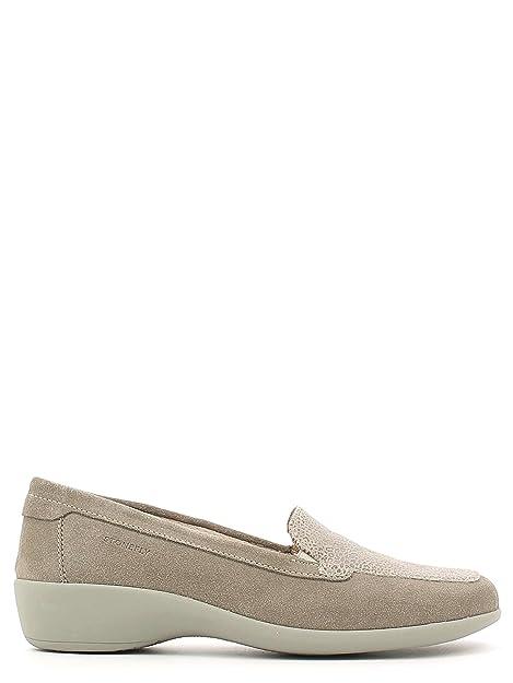 Mocasines para mujer, color Hueso , marca STONEFLY, modelo Mocasines Para Mujer STONEFLY PASEO Hueso: Amazon.es: Zapatos y complementos