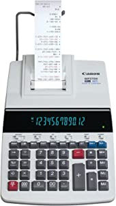 Canon Office Products MP27DII Desktop Printing Calculator