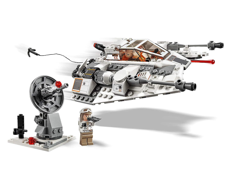LEGO Star Wars - Speeder de Nieve (Edición 20 Aniversario), Nave ...