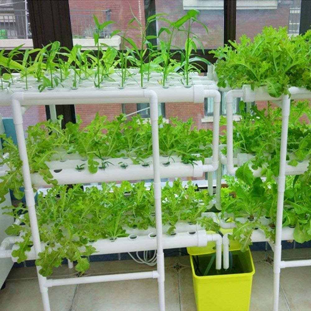 4YANG 3 capas 108 sitios de plantas Kit de cultivo de sitio ...