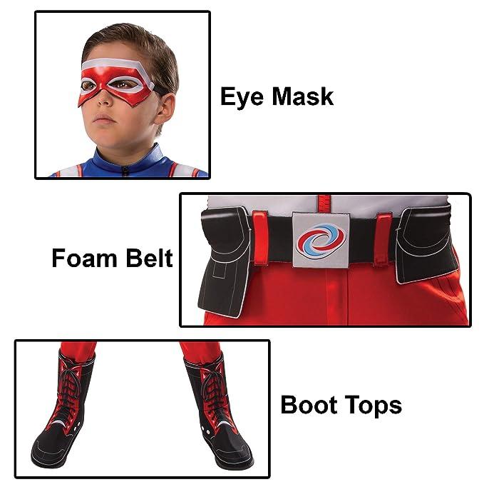 Amazon.com: Disfraz de niño Henry Danger.: Toys & Games