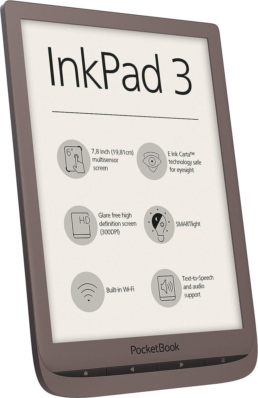 Pocketbook E Book Reader Inkpad 3 7 8 Zoll In Dark Elektronik