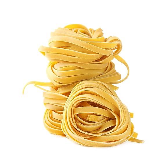 Bianco Bufala - Pasta fresca artesanal Italiana - fideos de huevo - 1 Kg