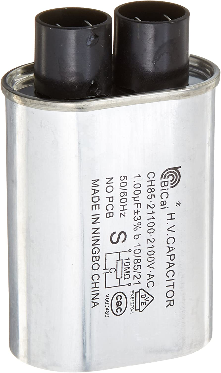 General Electric WB27X10233 High Voltage Capacitor