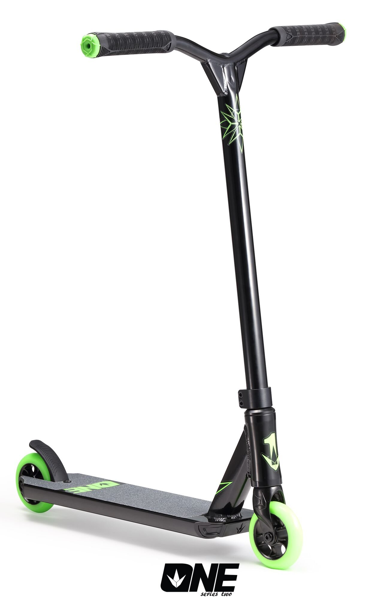 Envy One Series 2 Scooter (Green) by Envy Scooters