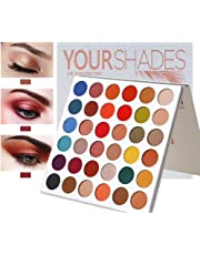 Beauty Glazed Make up Palette YOURSHADES Eyeshadow Highly Pigmented for Proffesional And Home Makeup 9 Shimer+27 Matte Shades 36 Colors Make up Palette