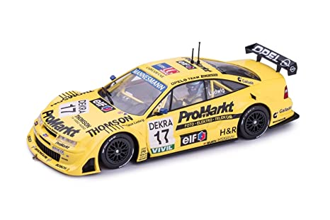 Slot.it CA36b Opel Calibra V6 n.17 1st Norisring ITC 1996