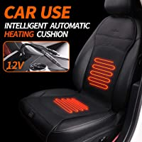 Kingleting Heated Seat Cushion with Pressure-Sensitive Switch