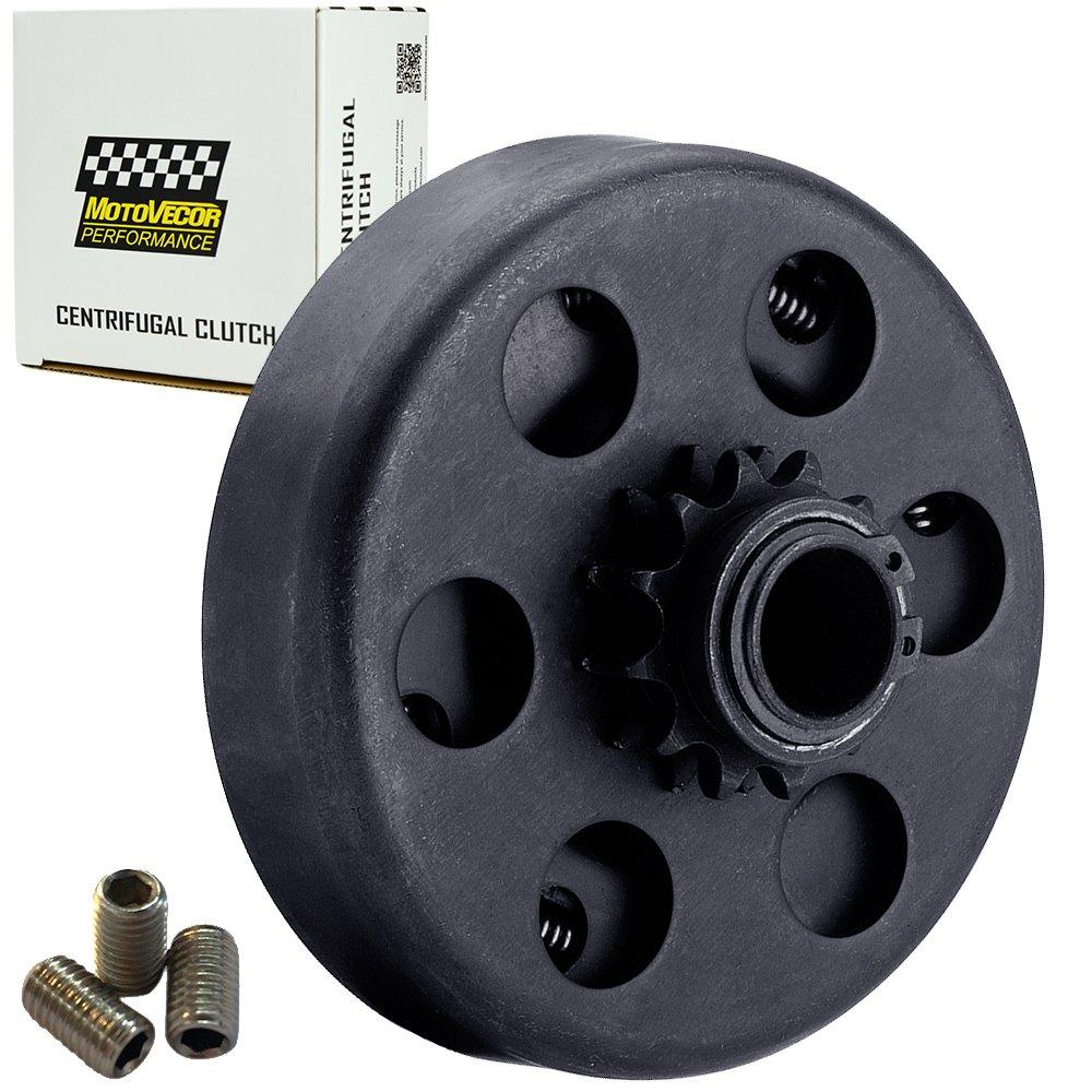 Centrifugal Clutch 3/4'' Bore #35 Chain 12 Tooth for Go Kart Mini Bike Engine 3/4 Bar