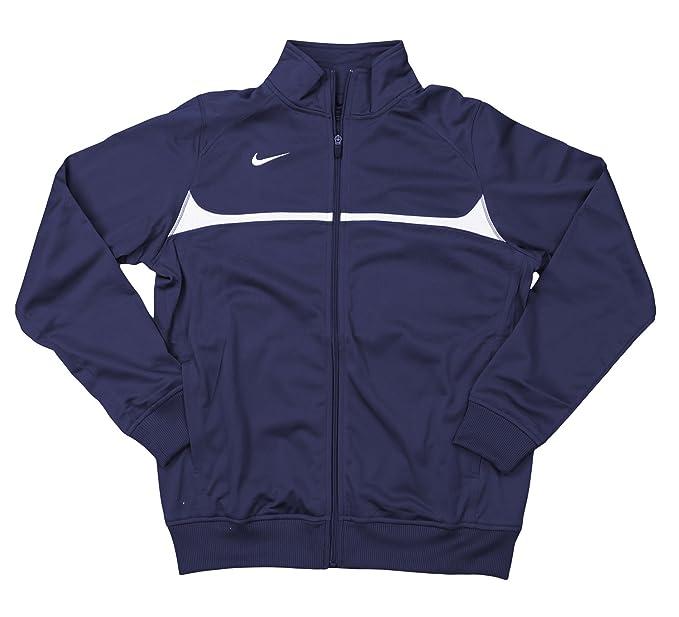 db050cea51b4 Amazon.com  NIKE Mens Rio II Warp-up Athletic Jacket  Sports   Outdoors