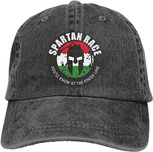 MHT3AC - Gorra de béisbol para Adulto con Logo de Spartan Race ...
