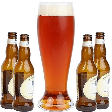 Amazon.com: Lilys Home - Vaso de cerveza gigante ...