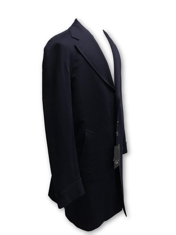 Pal Zileri Outerwear in Navy Size 42R Cashmere: Amazon.es: Ropa y accesorios