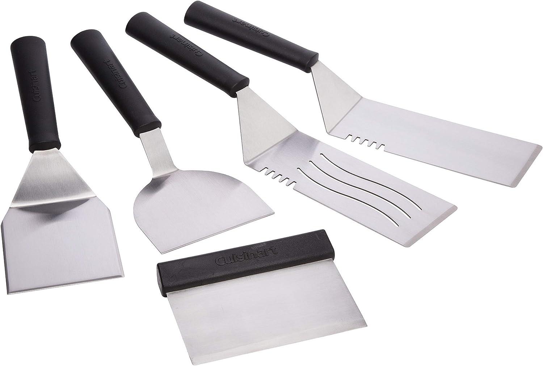 Renewed Cuisinart CGS-509 Spatula Set 5-Piece Stainless Steel