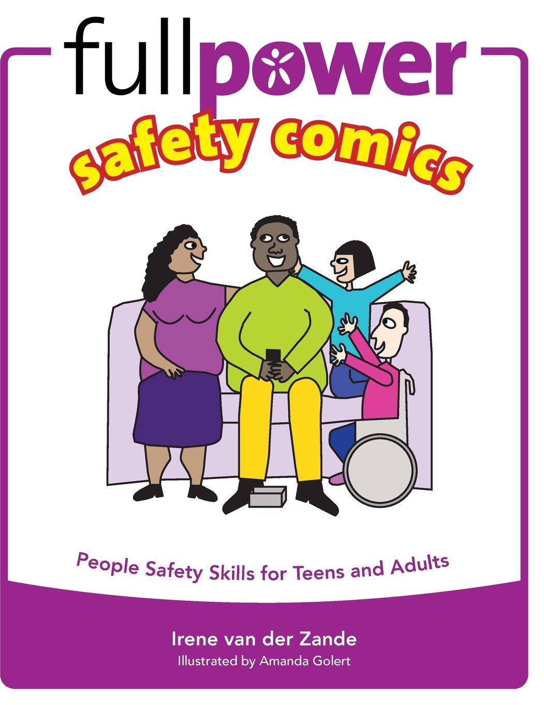 Fullpower Safety Comics People Kidpower