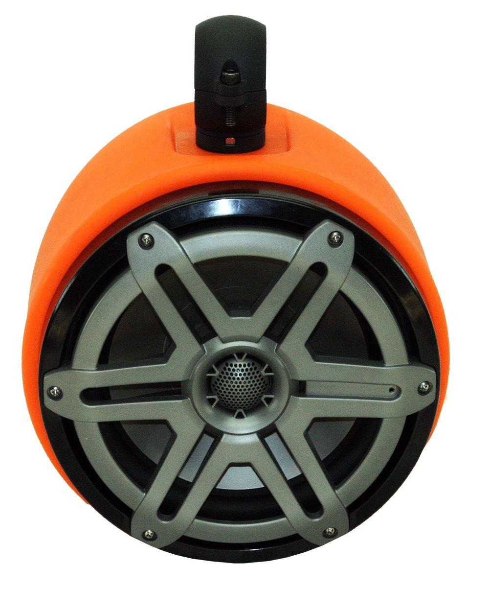 Froghead Industries WAKE880 Wake Tower Speaker Pair With Versatile Mounting Hardware And JL Audio Marine Speakers
