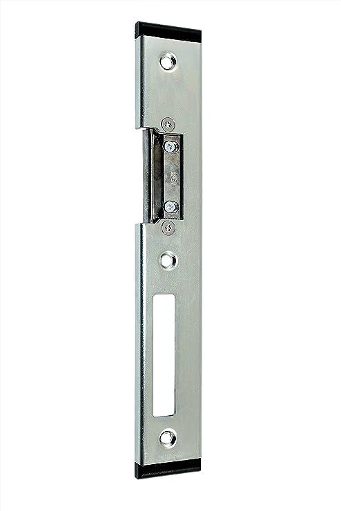 GU Secury Haustür Schließblech Links 235x35x8mm für Profil Rehau S 790 Geneo