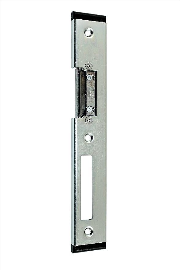 GU Haustür Schließblech mit AT-Stück Rechts 232x30x6mm für Profil Veka Softline