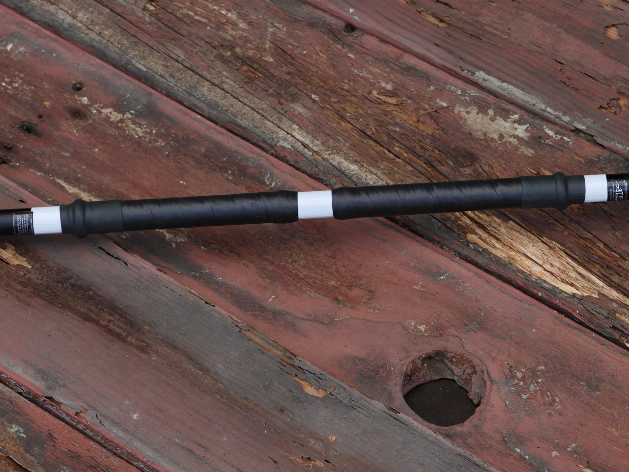 Trick Concepts - Double Fire Staffs, Set of 2, 3ft with Kevlar Wick, Quart Dip Can, Fire Blanket by Trick Concepts (Image #3)
