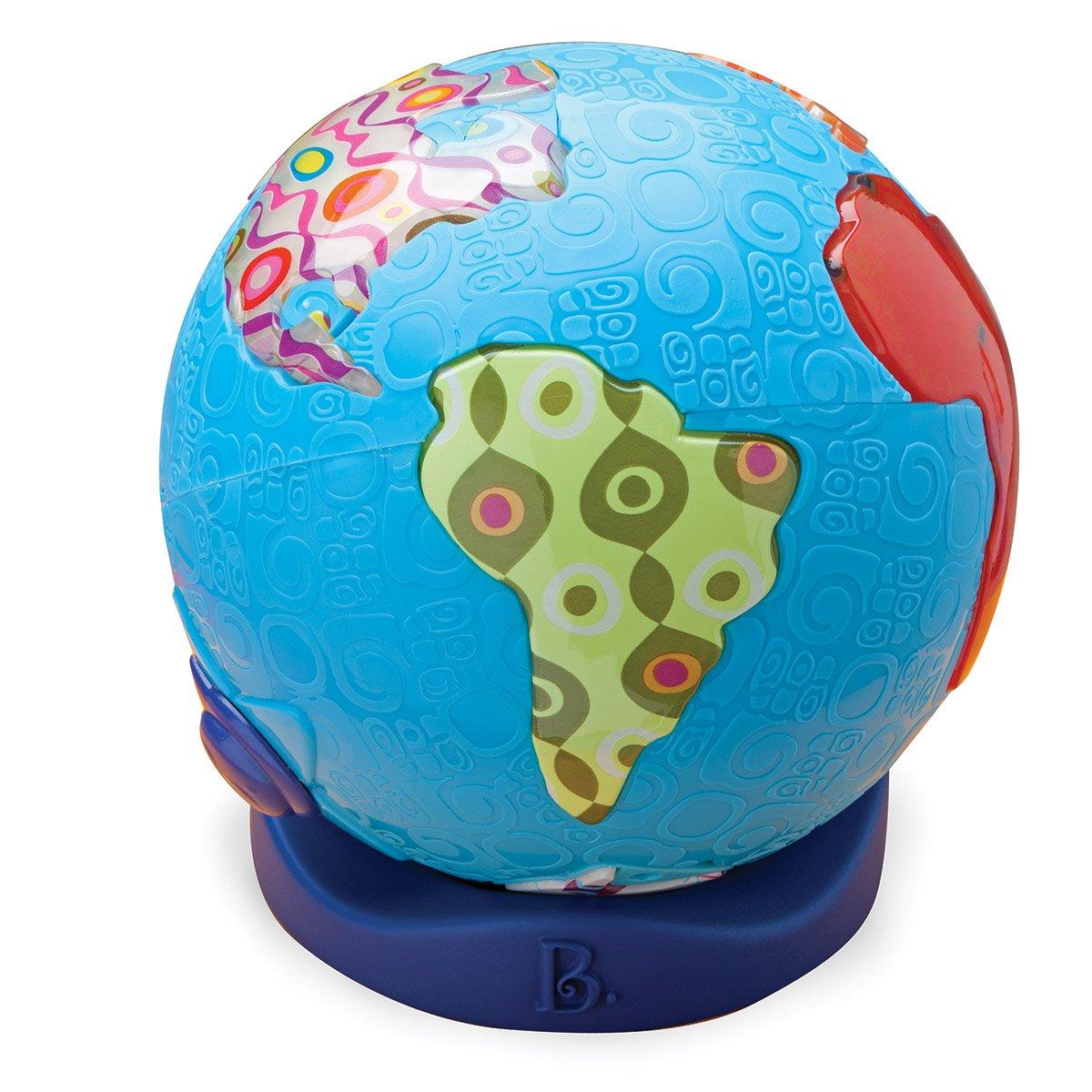 B. Global Glowball Musical Toy Toysmith 68655AM