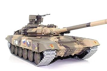 HENG LONG RC Tank Russia T90 Rauch & Sound Pro Modelo, 1:16 ...