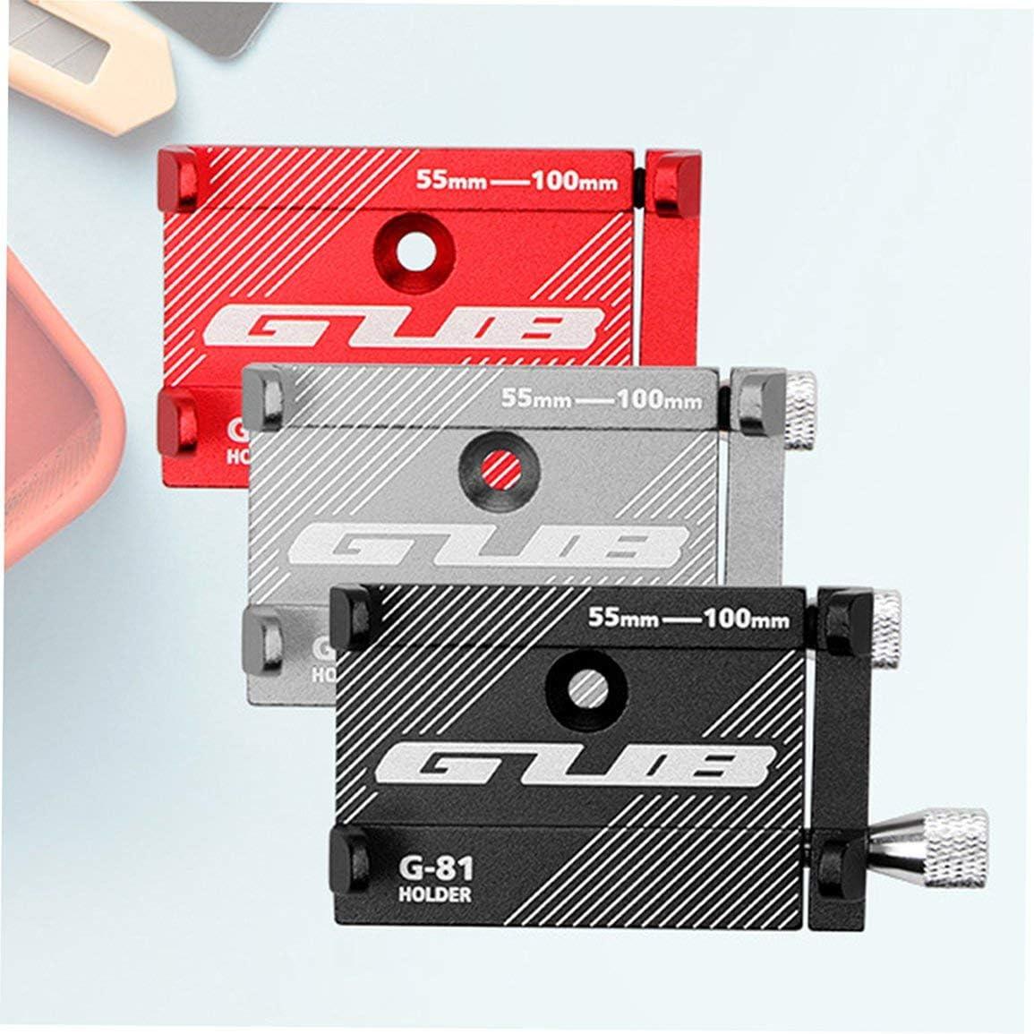 #N//A GUB Aluminio MTB Bicicleta//Moto Soporte para tel/éfono m/óvil