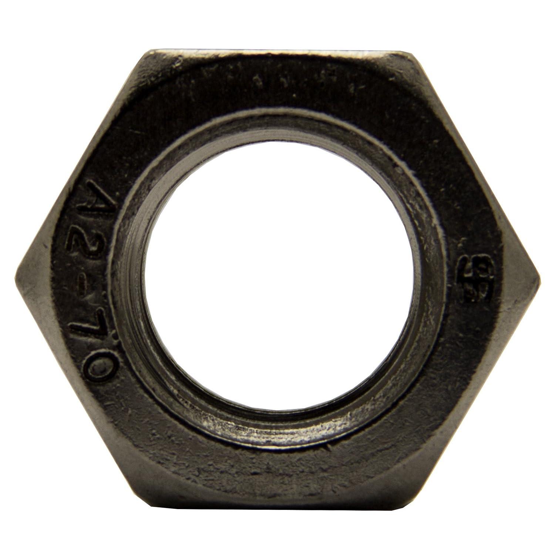 OPIOL QUALITY Edelstahl A2 V2A Muttern Sechskantmuttern M24 DIN 934 Edelstahl A2 f/ür Gewindeschrauben Sechskant-Mutter 2 St/ück
