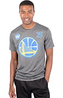 UNK NBA Kevin Durant Golden State Warriors Mens T-Shirt Short Sleeve Tee Shirt
