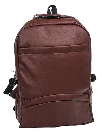 c1b9c2df2e78 Leatheratte Bags Backpack Bag for Men Women   Boys Girls   Male Female